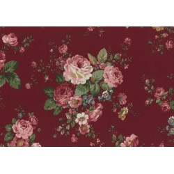 Lecien Floral Collection Antique Flower -  31123-30
